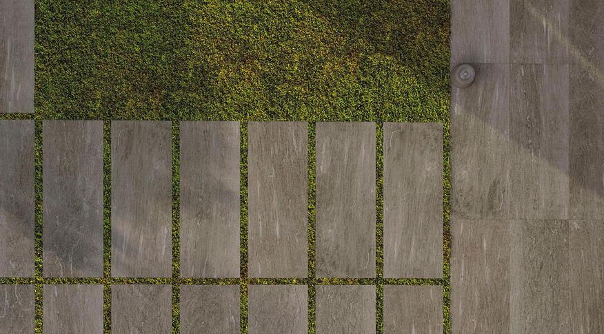 marazzi mystone pietra di vals20 greige 40x120 MHDC