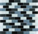 Agrob Buchtal Tonic zwart-wit 30x30cm 060534