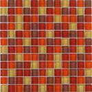 Agrob Buchtal Tonic rood mix 30x30cm 069866