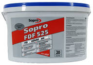 Sopro Bauchemie FDF- FlächenDicht flexibel grijs 0x0cm 525-20