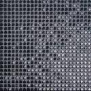 Jasba Atelier tintenschwarz 1x1cm 8656H